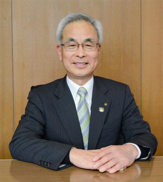 愛媛県酪農業協同組合連合会 代表理事会長 河野 仁
