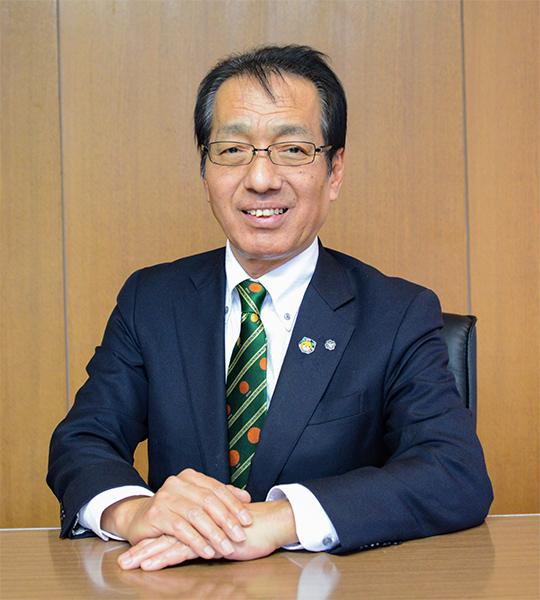 四国乳業株式会社 代表取締役社長 三好 晶夫